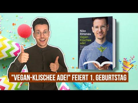"""""""Vegan-Klischee ade!"""" feiert 1. Geburtstag!"""