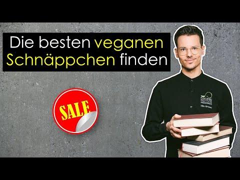 Die günstigsten veganen Supplements & Lebensmittel finden • Spartipp 2/3