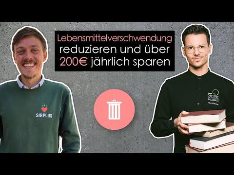 Lebensmittelverschwendung reduzieren und über 200 € jährlich sparen (mit Raphael Fellmer)