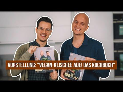 """Einblick in das neue """"Vegan-Klischee ade!""""-Kochbuch • mit Sebastian Copien"""