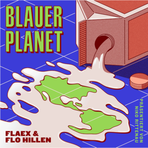 Cover BlauerPlanet