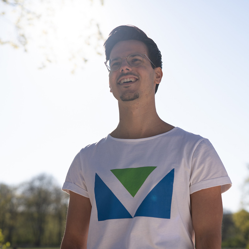 veganism-T-Shirt-Herren