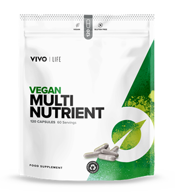vivo life vegan multi-nutrient Multinährstoff-Mix-